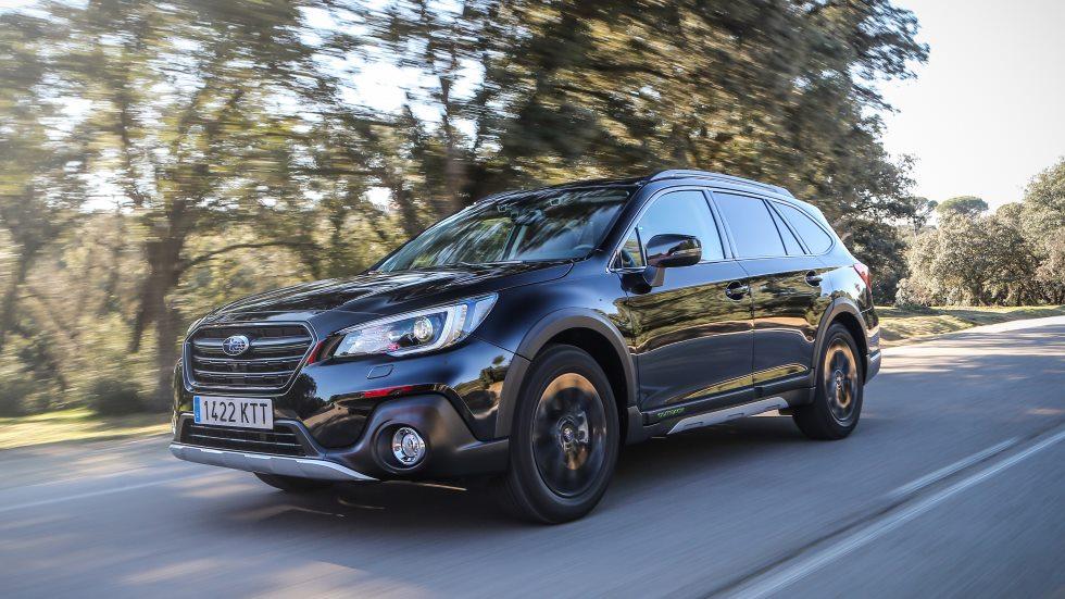Subaru Outback 2.5i GLP: probamos el nuevo SUV con etiqueta ECO