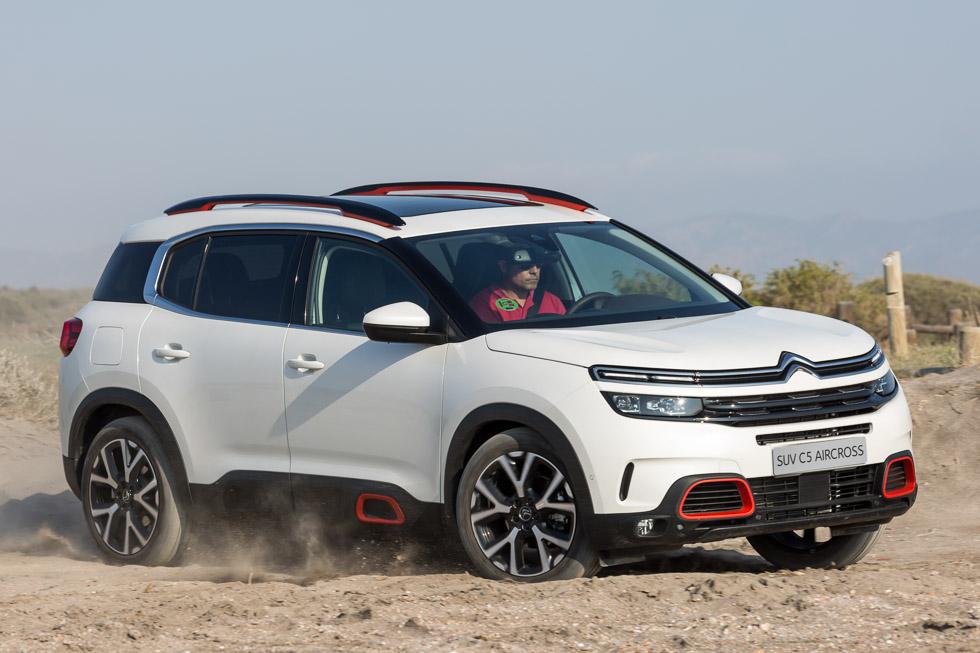 Citroën C3 y C5 Aircross: probamos los dos SUV en el campo. ¿Qué tal van? (Vídeo)