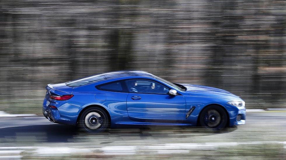 BMW M850i xDrive: probamos la versión moderna (y M) del mítico deportivo