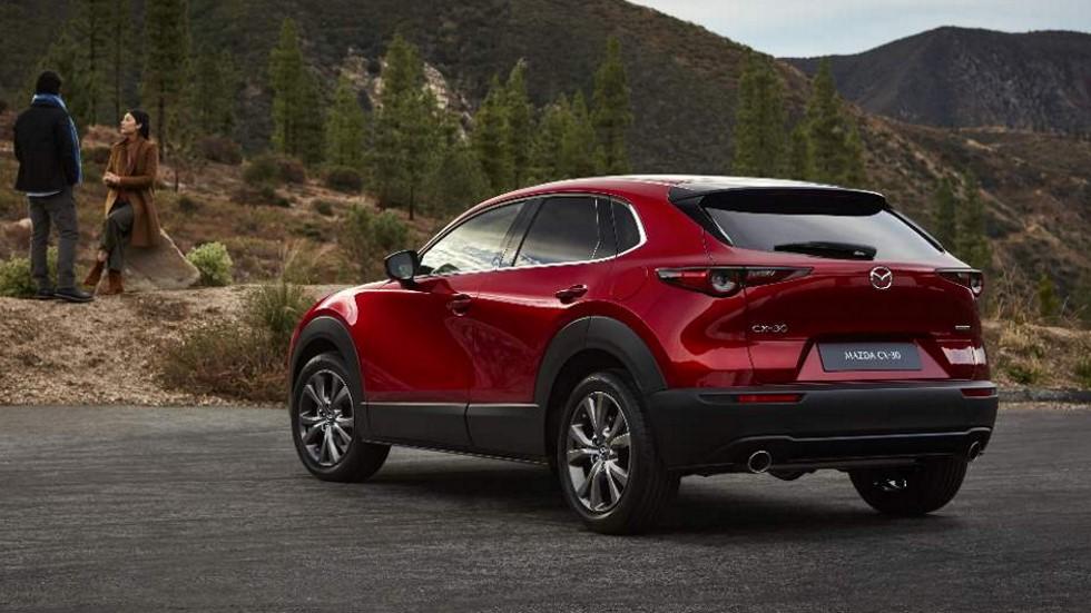 Mazda CX-30 2019: datos y precio para España del nuevo SUV basado en el Mazda 3