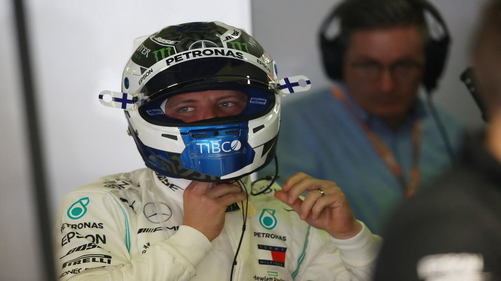 GP de España de F1 (FP2): otra vez Valtteri Bottas
