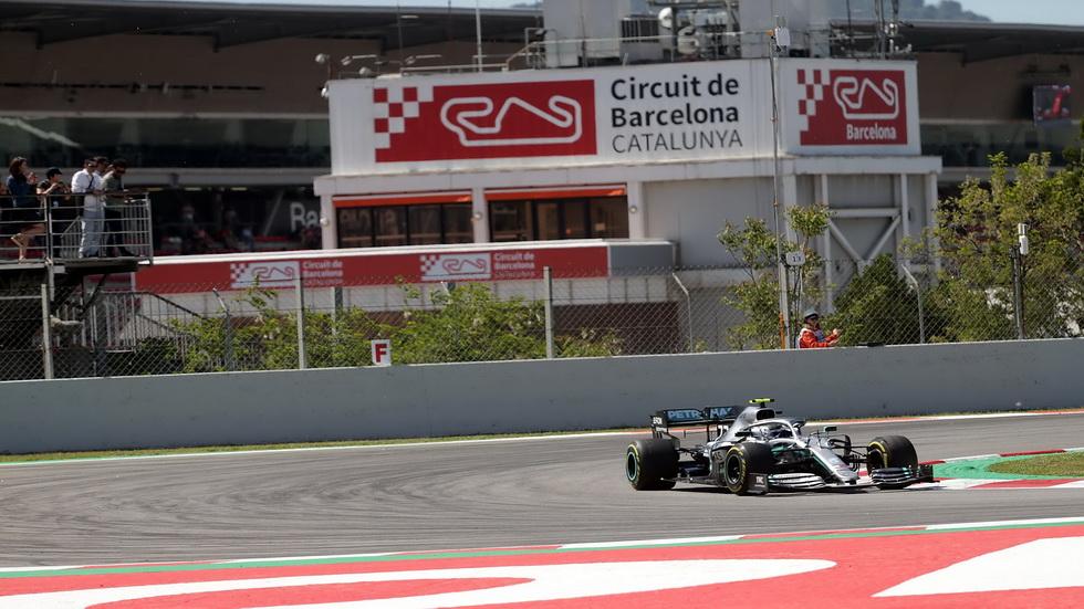 GP de España de F1 (Q): tercera pole consecutiva para Valtteri Bottas