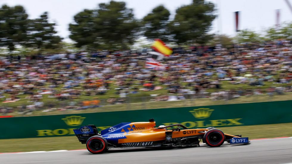 GP de España de F1: Sainz vuelve a puntuar en el Circuit