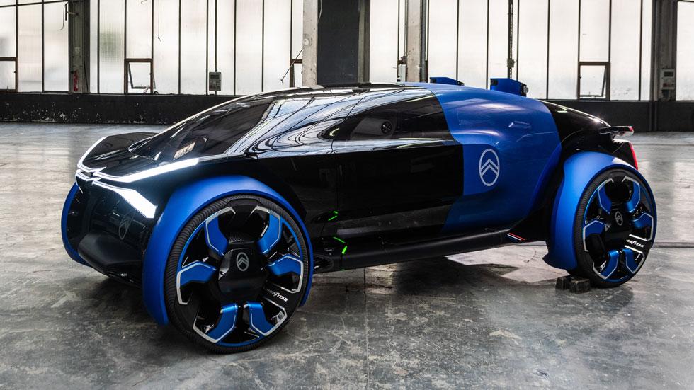 Citroën 19_19 Concept: el confort supremo en el coche hecho realidad