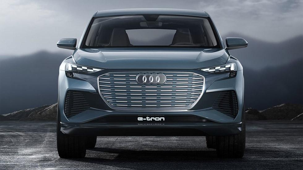 Audi Q4 e-tron: así será el nuevo SUV eléctrico que llega en 2020