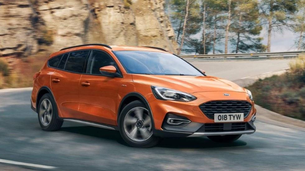 Ford Focus Active 2019: datos y precios para España del nuevo crossover