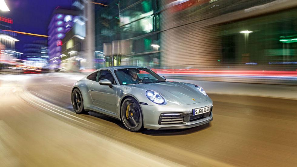 Porsche 911 Carrera 4S, a prueba: la octava generación no defrauda