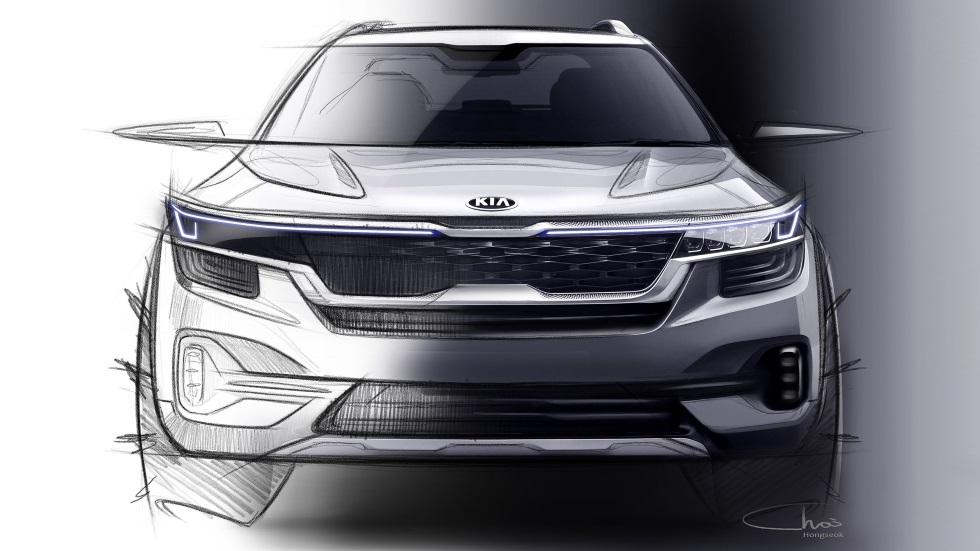 Kia lanzará otro SUV en 2019: primeras fotos y datos del nuevo hermano del Sportage