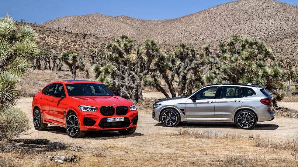 BMW X3 M, X4 M y versiones Competition: datos y todos los precios de los SUV en España