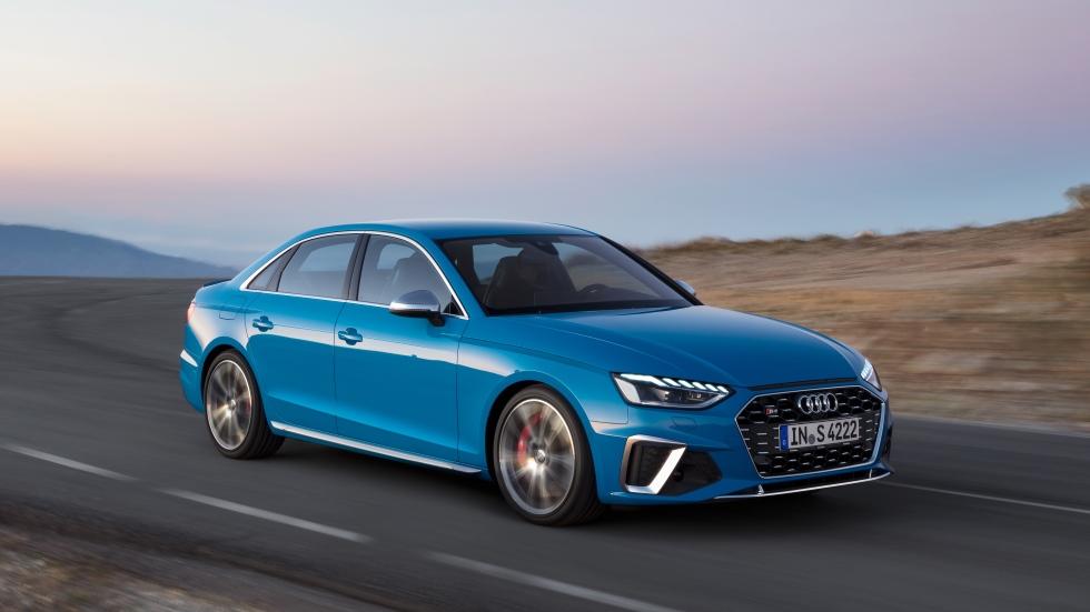Audi A4 2019: nuevas versiones ECO, S4 TDi, más tecnología… Todos sus secretos
