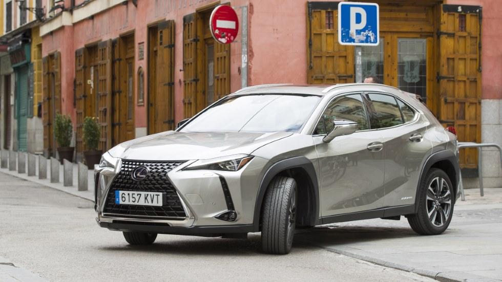 Lexus UX 250h 4x2: superprueba con mediciones al nuevo SUV híbrido