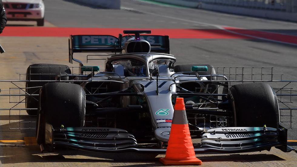 Test Barcelona F1 día 1: Valtteri Bottas, el más rápido