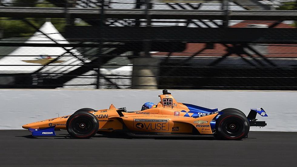 500 Millas de Indianápolis: Alonso con problemas en los entrenamientos libres