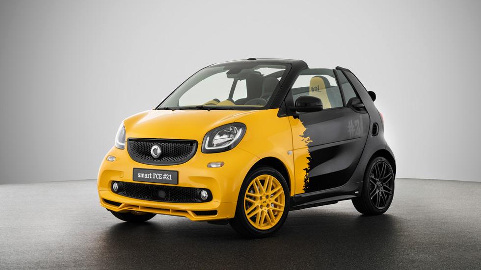 Gloria al motor de combustión: Smart cierra una era con una edición especial