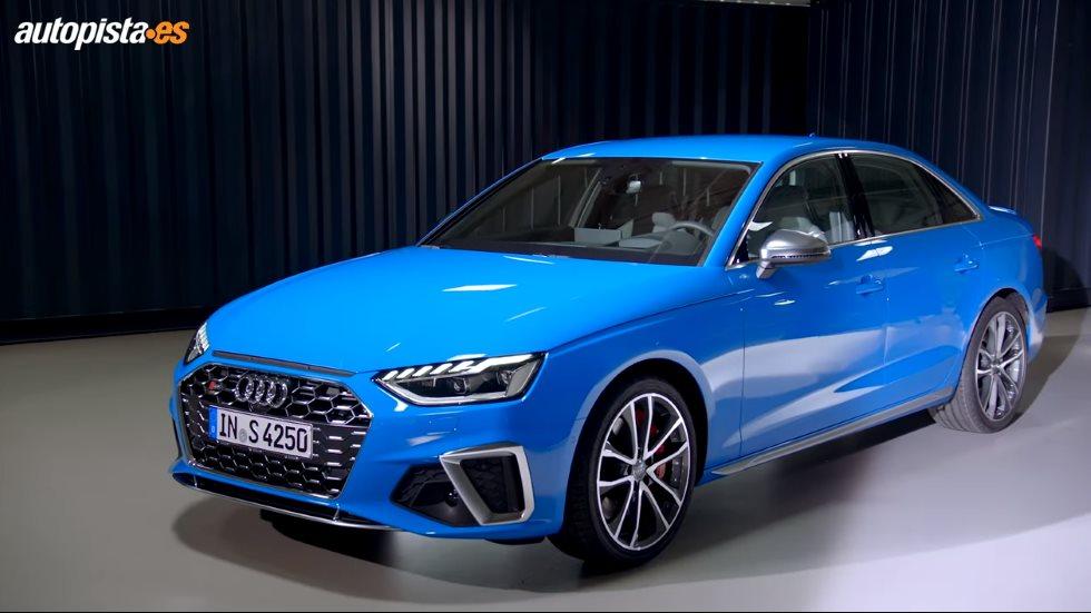 Audi A4 2019: conoce todos los detalles de la nueva berlina, en VÍDEO