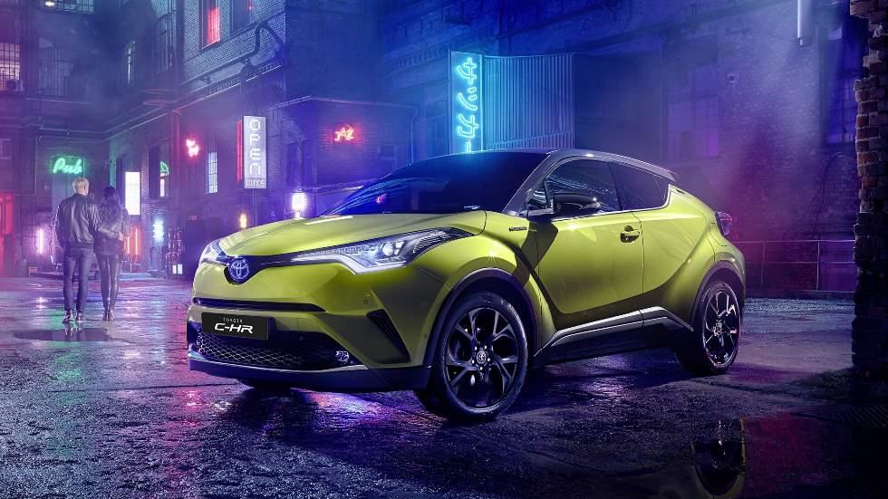 Toyota C-HR Limited Edition: datos y precio para España de la nueva versión del SUV