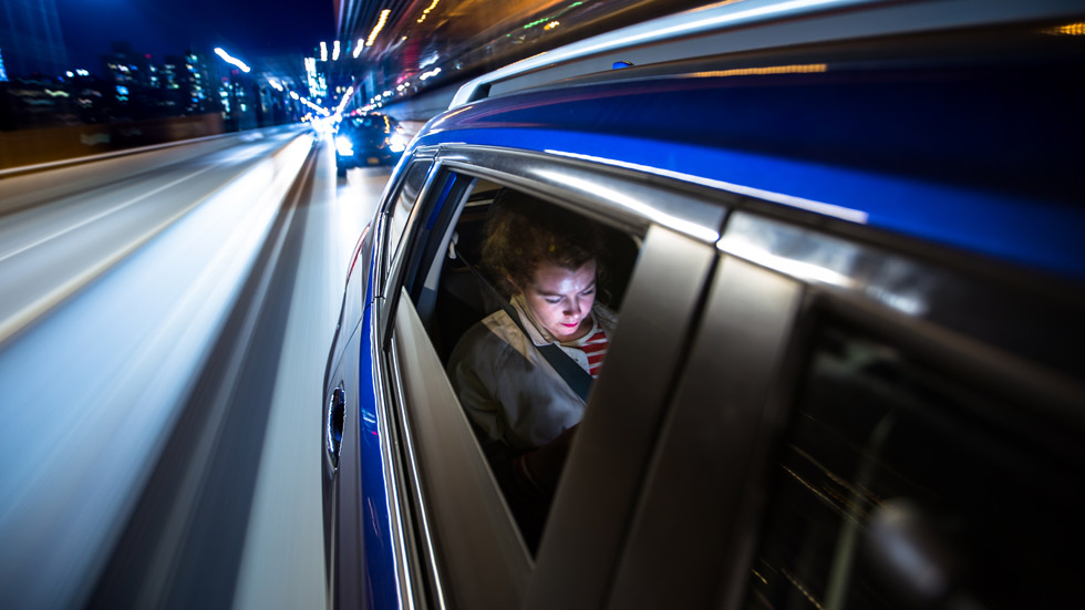 Cuidado si vas en Uber, Cabify, taxi,… Alertan del riesgo de bacterias
