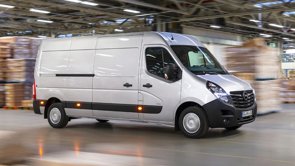 Opel Movano 2019: todas las claves de la renovada furgoneta