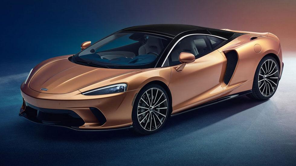 McLaren GT 2020: fotos y datos de la nueva joya deportiva británica