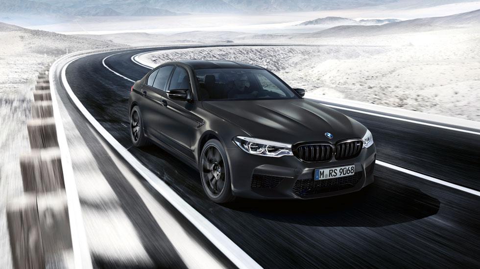 BMW M5 Edición 35 Aniversario: larga vida a la tradición deportiva