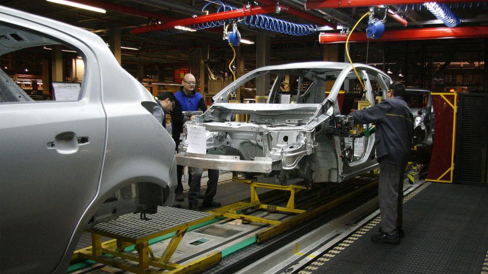Las ventas de coches en Europa continúan a la baja