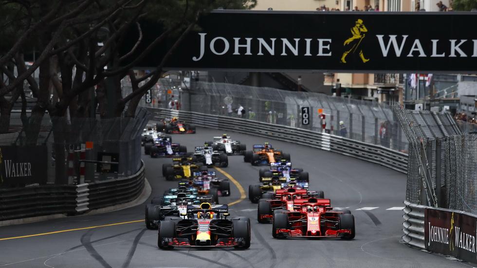 GP de Mónaco de F1: estos son los horarios del fin de semana