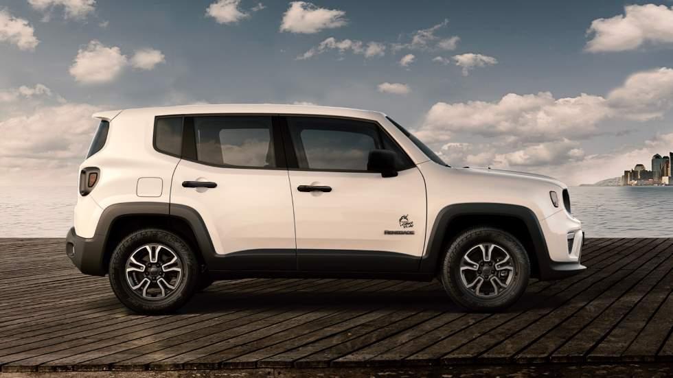 Jeep Renegade Change The Way: un SUV muy equipado a buen precio