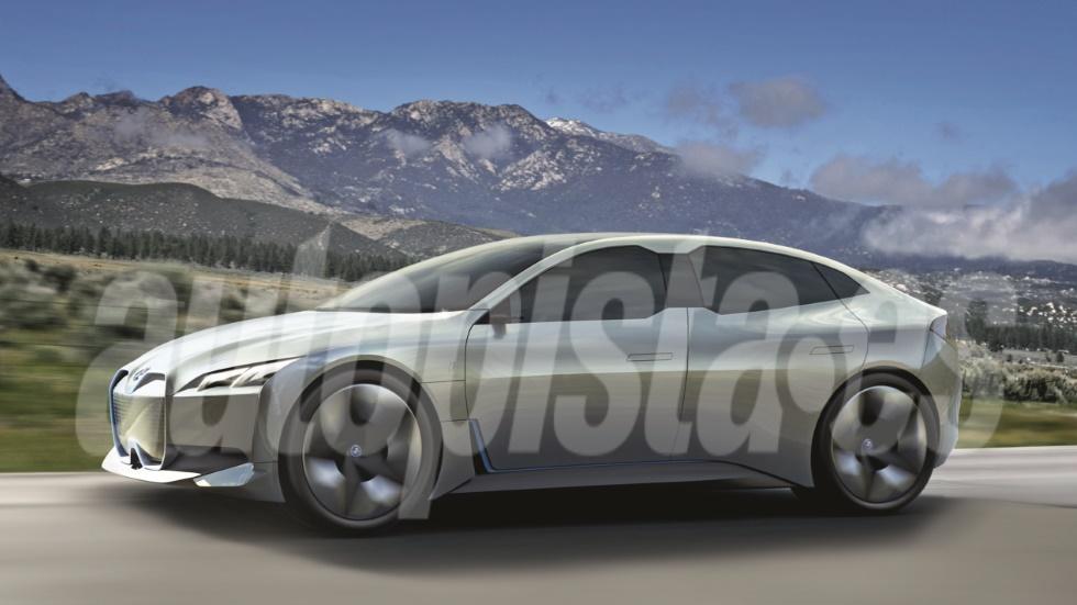 BMW i2: el futuro eléctrico, de menos de 30.000 €… ¡y desarrollado con Mercedes!