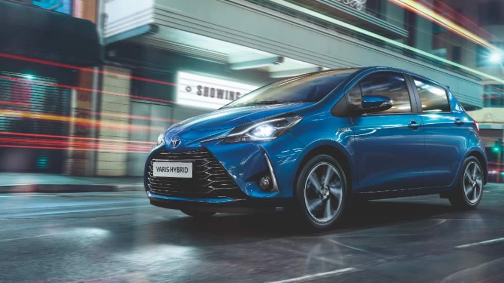 Toyota Yaris 2019: precios y datos para España del renovado utilitario