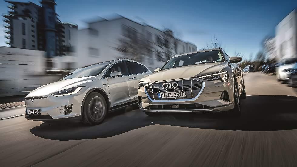 Revista Autopista 3.101: Audi e-tron vs Tesla Model X, ¿cuál es el mejor SUV eléctrico?