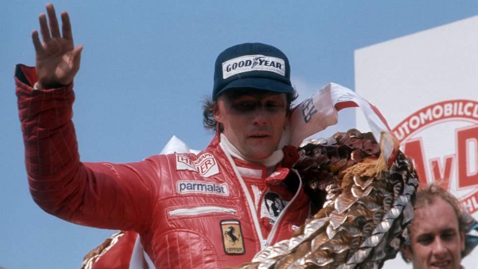 Muere el expiloto Niki Lauda, tres veces Campeón del Mundo de Fórmula 1