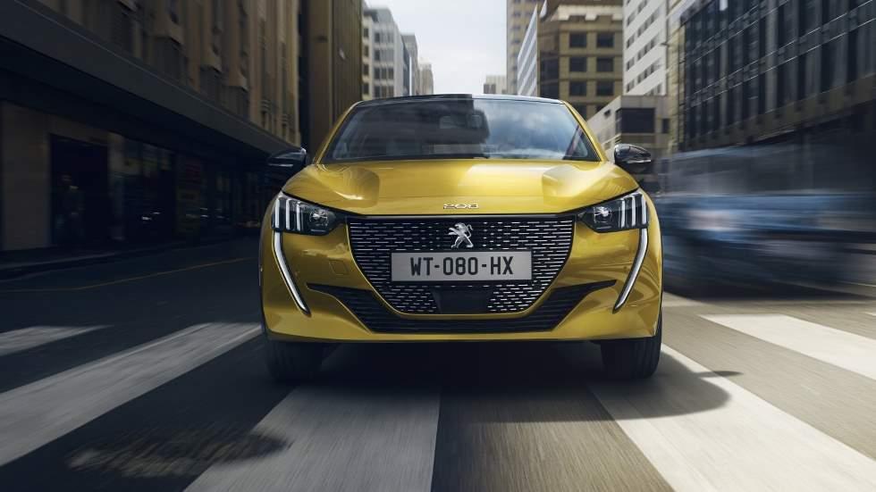 Nuevos Peugeot 208 y e-208 eléctrico 2019: primeros precios para Europa