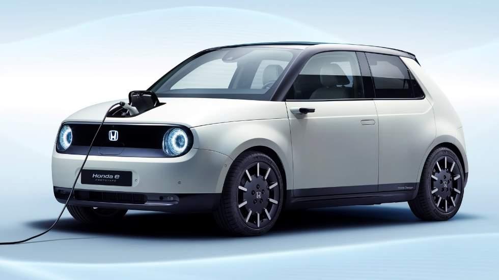 Honda e, el nuevo eléctrico que ya puedes reservar