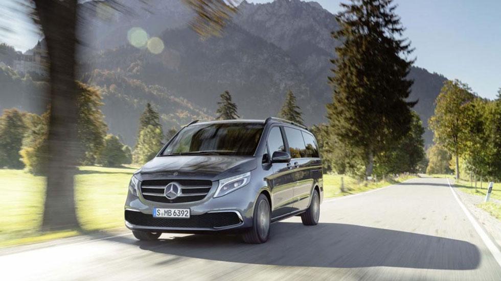 Mercedes Clase V 2019: precios y datos para España del renovado familiar