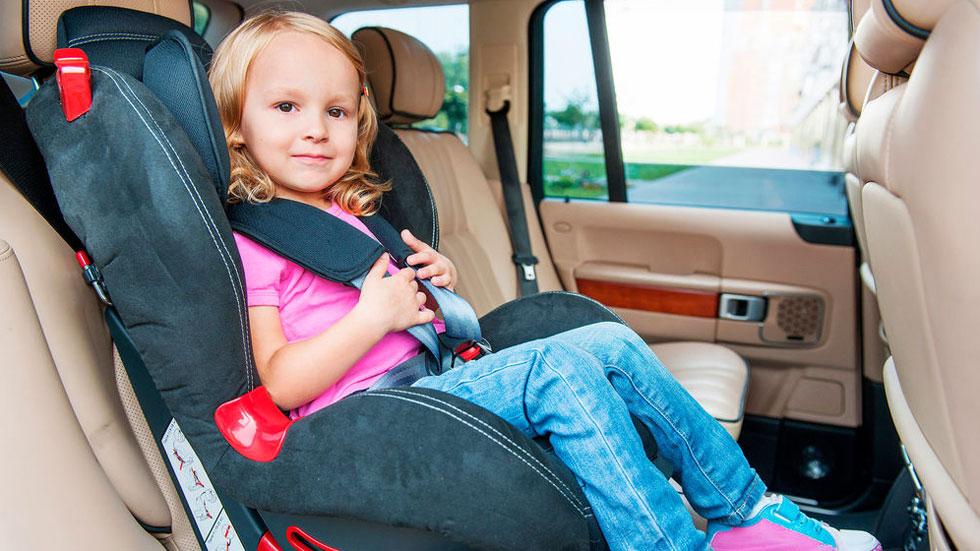 Las sillas infantiles para el coche más seguras del momento