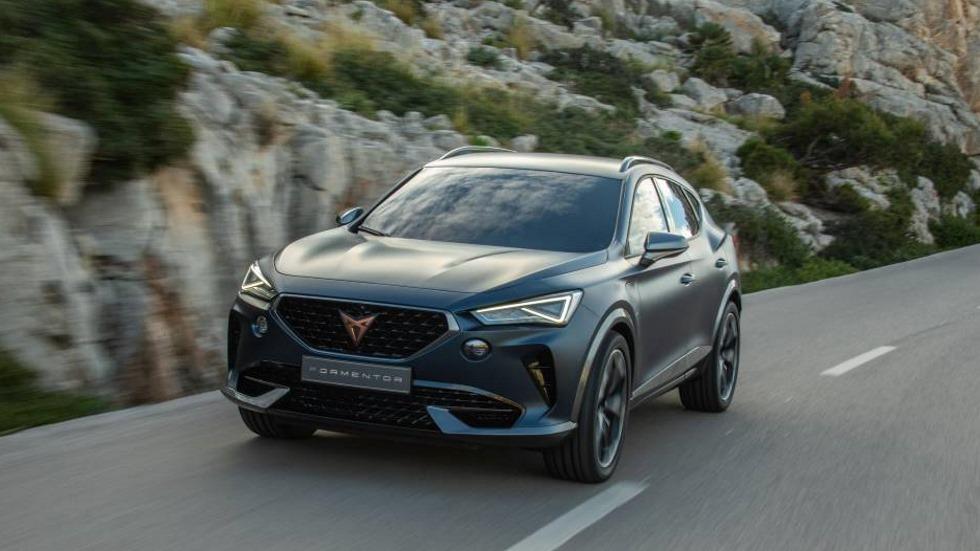 Cupra Formentor: nuevos datos, fotos y vídeo del SUV coupé, que ya rueda