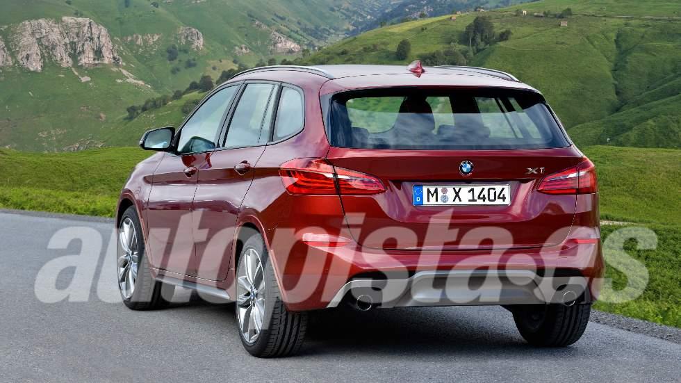 BMW X1 2019: así se renueva el SUV compacto (primeros datos y foto)