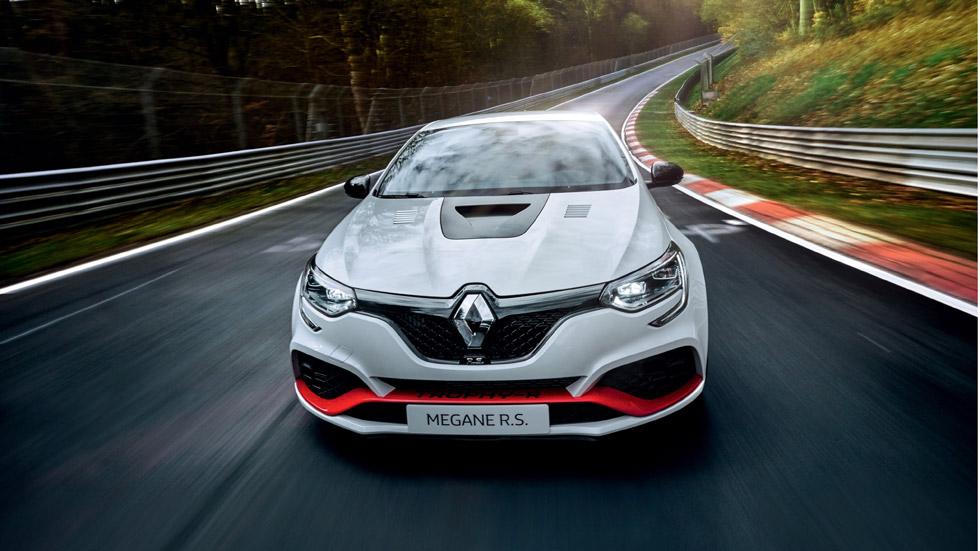 Renault Mégane R.S. Trophy-R: su nuevo récord en Nürburging, en vídeo y fotos