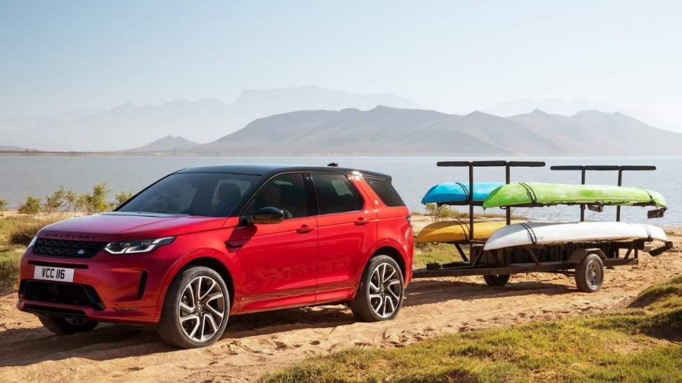 Land Rover Discovery Sport 2020: datos, fotos y vídeo del nuevo SUV de 7 plazas