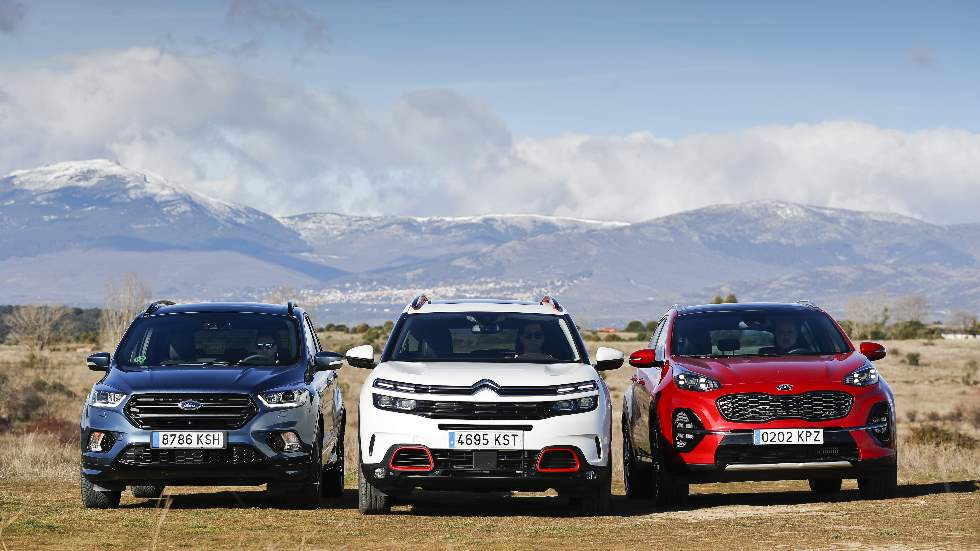 El crecimiento de las ventas SUV dispara la recaudación por impuesto de matriculación