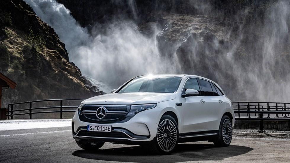 Mercedes EQC 400: probamos el nuevo SUV eléctrico, basado en el GLC