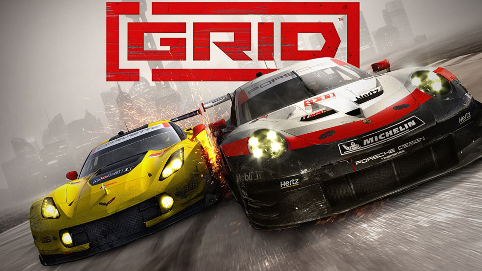 GRID, el nuevo videojuego de carreras creado con la ayuda de Fernando Alonso