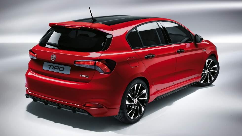 Fiat Tipo Sport 2019: datos y precios para España del nuevo compacto