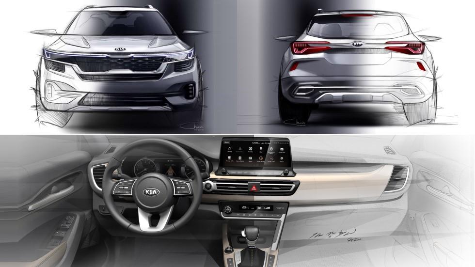 Nuevo SUV en Kia para 2019: más fotos y todo lo que sabemos