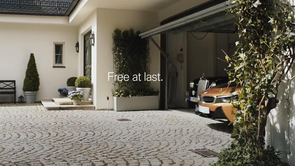 El ingenioso anuncio de BMW para despedir al jefe de Mercedes (vídeo)