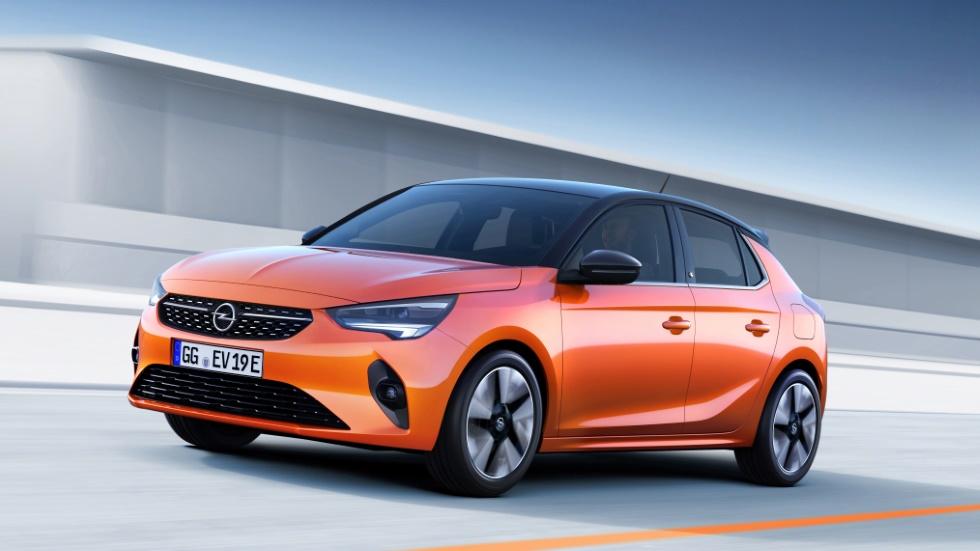 Opel Corsa-e: así es el nuevo utilitario cien por cien eléctrico