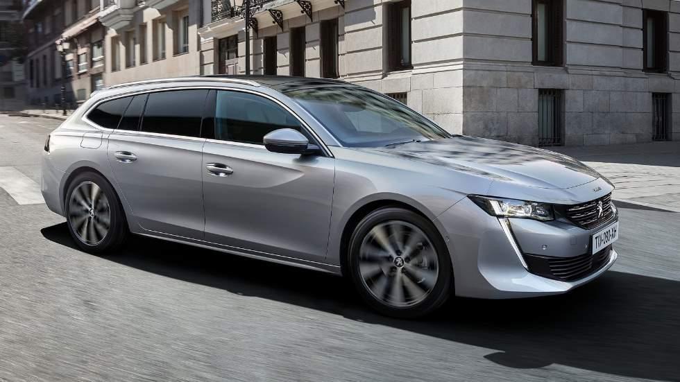 Peugeot 508 SW 2019: datos y precios para España del nuevo familiar