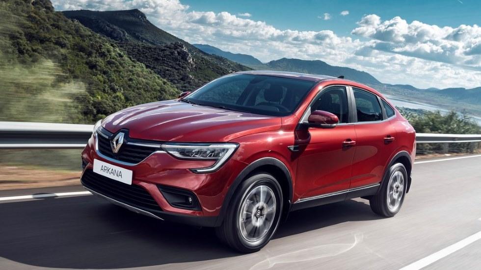 Renault Arkana: todos los datos y fotos del nuevo SUV coupé, ya definitivo