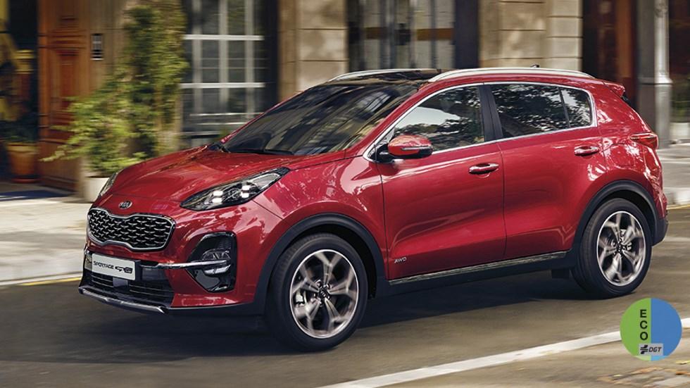 Kia Sportage 1.6 Híbrido 48V: datos y precios para España del nuevo SUV etiqueta ECO