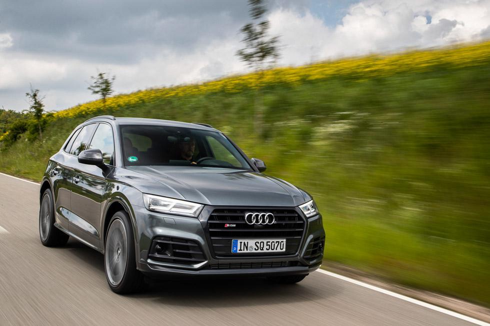 Audi SQ5 TDI 2019: primera prueba con el nuevo SUV deportivo